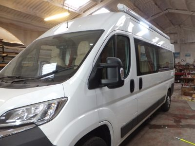 Citroen Relay Conversion