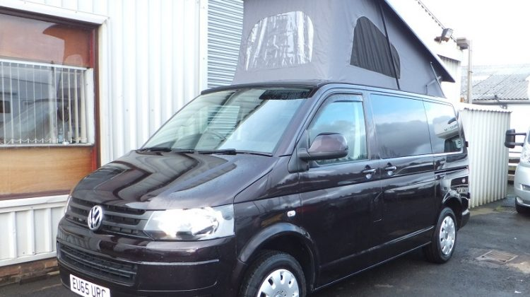 Two Vans – Two Personalities