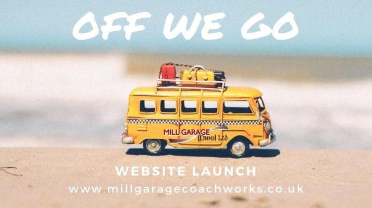 Launch of New Website