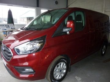 SOLD – 2020 Ford Transit Custom