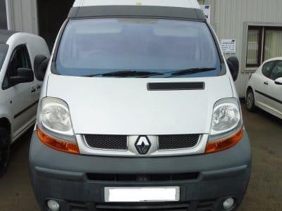 2006 Renault Trafic Motor Caravan