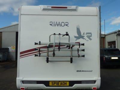 2018 Rimor Seal 95 Plus Motorhome – SELLING FOR CUSTOMER
